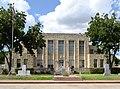 Comanche County Courthouse (2018), Comanche, TX.jpg