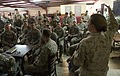 Combined Joint Task Force-Horn of Africa Command Senior enlisted leader, speaks to Marine Corps corporal's course students 140716-F-SJ695-127.jpg