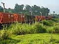 Comboio que passava sentido Boa Vista na Variante Boa Vista-Guaianã km 201 em Itu - panoramio (2).jpg