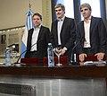 Conferencia de prensa Peña - Dujovne - Caputo.jpg