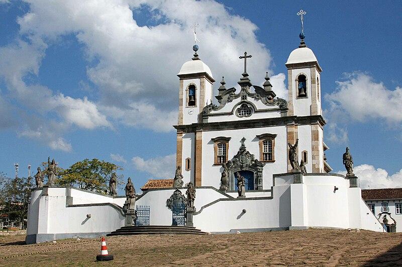 Patrimônio Cultural da Humanidade no Brasil católico