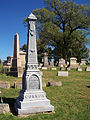Connor Monument, Bethel Cemetery, 2015-10-12, 01.jpg