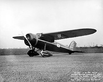 Consolidated Fleetster - The U.S. Army's Y1C-11 in 1930