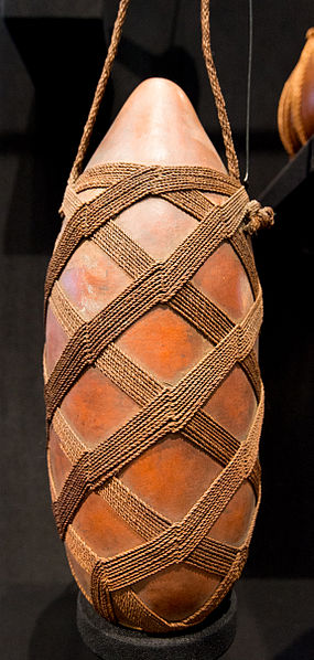 File:Container from New Caledonia made from a gourd and sennit (coconut-husk fibre).jpg