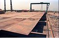 Convention Centre Complex Under Construction - Science City - Calcutta 1994-May 011.JPG