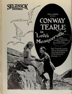 <i>Loves Masquerade</i> (1922 film) 1922 silent film
