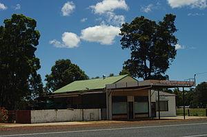 Coolup, Western Australia - Coolup Garage