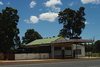 Coolup, Western Australia Town in Western Australia
