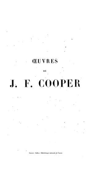 File:Cooper - Œuvres complètes, éd Gosselin, tome 17, 1840.djvu
