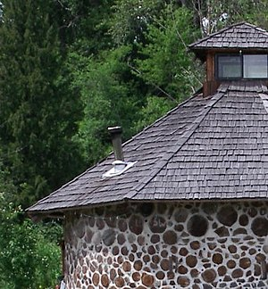 Pleasing Cordwood Construction Wikipedia Wiring Digital Resources Indicompassionincorg