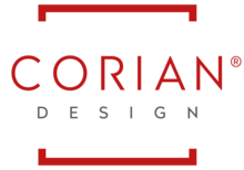 Corian New Logo 2017 by GBR Design