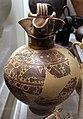 Corinto, oiniochoe con fregi di animali, dalla tomba del pittore della sfinge barbuta nella necr. dell'osteria, 630-580 ac ca.jpg