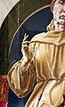 Cosmè tura, sant'antonio da padova, 1484-88 ca. 03 mano.jpg