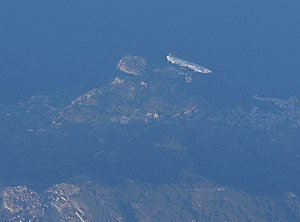 Costa Concordia View from plane.JPG