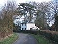 Cottage beside Cooper Road, near Gosbeck - geograph.org.uk - 733566.jpg