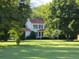 National Register of Historic Places listings in Mason County, West Virginia - Image: Couch Artrip House 013