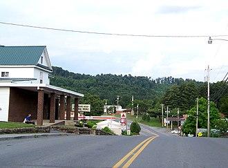 Cowen, West Virginia - Central Cowen