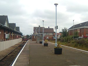 Railway stations in Cromer