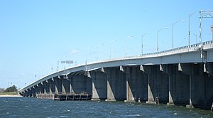 Broad Channel, Queens - The Cross Bay Veterans Memorial Bridge