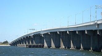 Broad Channel, Queens - The Cross Bay Veterans Memorial Bridge