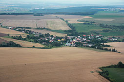 Ctiměřice, south view.jpg