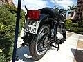 Cuerpo Nacional de Policía (España), motocicleta Sanglas 400 Eléctrica, Policía Armada, FPA 0010 (44899238362).jpg
