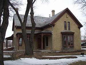 Eden Prairie, Minnesota - Current photo of the Cummins-Phipps-Grill House