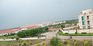 Central University of Rajasthan - Image: Curaj