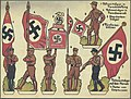 Cutout paper dolls uniforms of the NSDAP Nazi Party Propaganda No known copyright restrictions.jpg