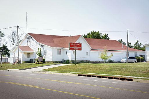 Czech Hall - Bohemian Hall, Yukon, OK