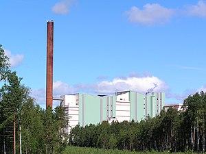 Umeå Energi - The Dava CHP plant