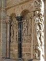 Détail du portail méridional de l'église Saint-Pierre de Beaulieu-sur-Dordogne.JPG