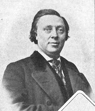 D. H. N. van Ollefen - Tooneel-herinneringen (1900)