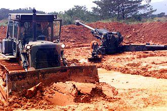 Caterpillar D7 - USMC D7G