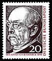 DBP 150. Geburtstag Otto von Bismarck 20 Pfennig 1965.jpg