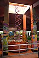 DNA Double Helix Model - Life Science Gallery - Digha Science Centre - New Digha - East Midnapore 2015-05-03 9971.JPG
