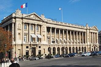 Hôtel de Crillon - Hôtel de Crillon