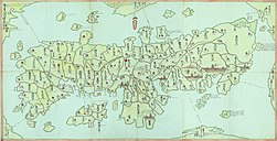Daikokoya Kodayu - Landkarte von Japan.jpg