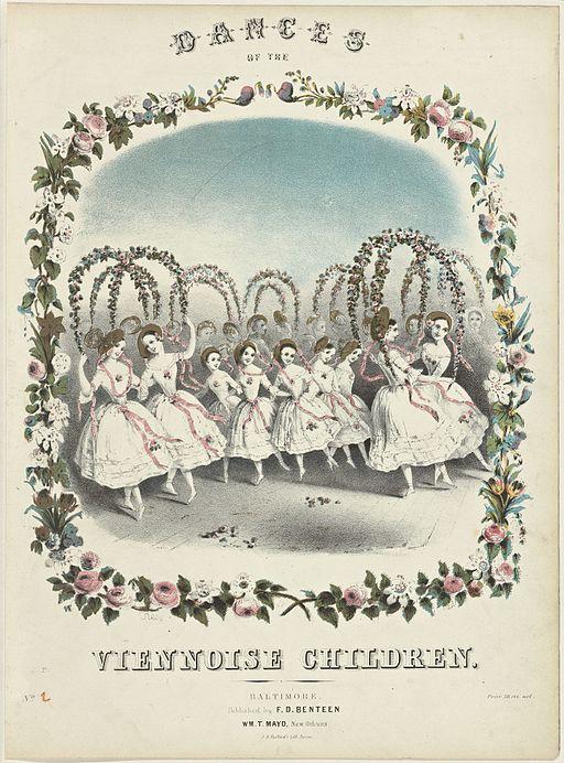 Dances of the Viennoise children (NYPL b12164351-5047610)