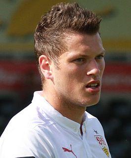 Daniel Ginczek German footballer