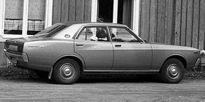 Nissan Laurel - Datsun 200L sedan (Europe)