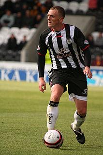 David Barron (footballer) Scottish footballer
