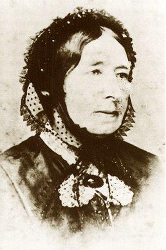 Henriette Davidis - Henriette Davidis c. 1860