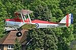 De Havilland DH82A Tiger Moth 'K2585' (G-ANKT) (33862383832).jpg