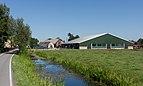 De Meije-W, landbouwbedrijf op De Meije vanaf de Hazekade foto6 2017-07-09 10.30.jpg