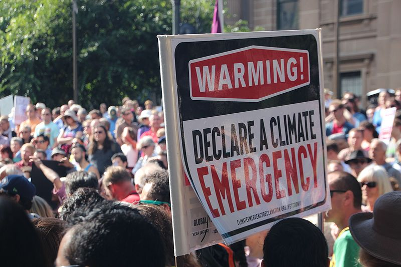 File:Declare a climate emergency - Melbourne -MarchforScience on -Earthday (33823388040).jpg