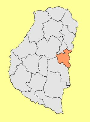 Colón Department, Entre Ríos - Image: Departamento Colón (Entre Ríos Argentina)