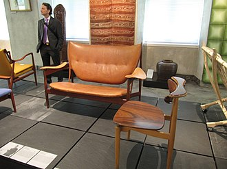 Finn Juhl - Finn Juhl furniture at Design Museum Denmark