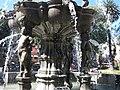 Detalles de la Fuente de San Miguel Arcángel, Zócalo de Puebla 10.jpg