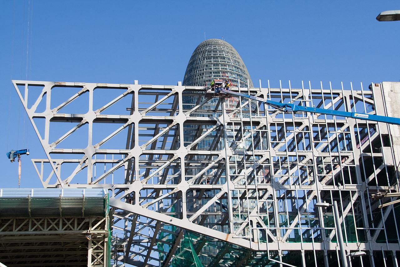 Museo del Diseño en Barcelona by Oriol Bohigas